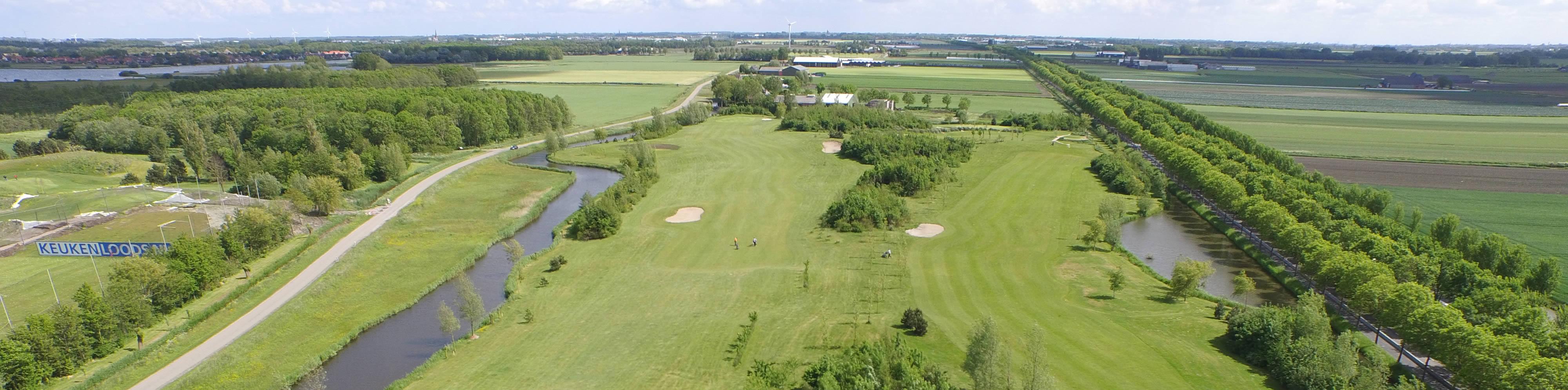 Golfbaan de Vlietlanden